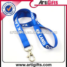 Nylon cute lanyards for keys